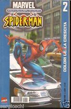 ULTIMATE SPIDER-MAN  #  2 - LUGLIO 2001 - UOMO RAGNO - WW20