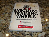 Executive Training Wheels (PC) Game 5.25 Inch Floppy Disk Disc MS-Dos