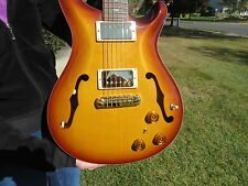 Prs McCarty Archtop Artist 2 Hollowbody PROTOTYPE #2 Spruce Top Maple Back 2001