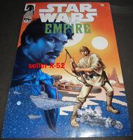 STAR WARS comic book EMPIRE # 8 CELEBRATION V exclusive pack in BIGGS LUKE