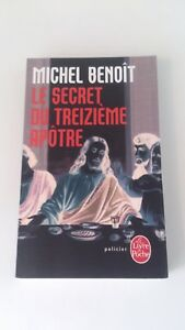 Le Secret Du Treizieme Apotre - Michel Benoit