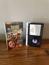 The Thing Original -1980 BETA Betamax (NOT VHS) RARE HORROR VidAmerica