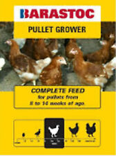 Barastoc Pullet Grower 20kg Chick feed, chook, baby chickens.