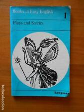 BOOKS IN EASY ENGLISH 1 -PLAYS AND STORIES (EN INGLES, PARA APRENDER INGLES) (6X
