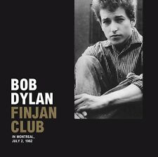Bob Dylan at Finjan Club in Montreal 1962 - NEW SEALED 180g VINYL!