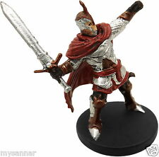 D&D mini KLEEF KENRIC Human Fighter SKT Dungeons & Dragons Pathfinder Miniature
