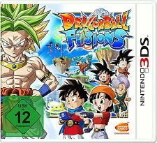 Dragon Ball Fusions (Nintendo 3DS, 2017) *Neuware*