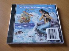 CD Hörspiel Die kleine Meerjungfrau von Hans Christian Andersen