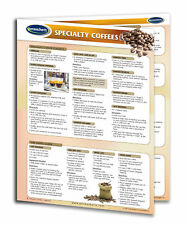 Speciality Coffees - Food & Drink Quick Reference Guide