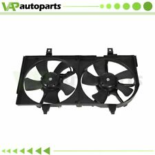 Cooling Fan Fit For Infiniti I30 3.0L 2000-2001 Nissan Maxima 2000-2001 3.0L 1pc (Fits: Infiniti I30)