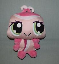 "Plush Littlest Pet Shop Wackiest Ladybug 2008 93103 Hasbro 9"" tall"