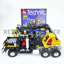 LEGO Set 8868 - Air Tech Claw Rig - 1992 Technic + Instructions Lotto KG