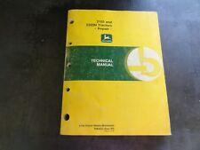 John Deere 2155 and 2355N Tractors Repair Technical Manual   TM4435