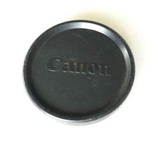 Canon 72mm Lens Cap 76 - Genuine - Push On - EXCELLENT