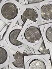 1966 Australian 50 Cent Round Coin 80% Silver Decimal 50c