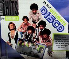 Ultimate Hits: More Ultimate Disco Originals Donna Summer Village People Gibb