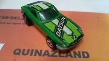 Hot Wheels Datsun Z Whiz Verte Malaysia 1983 (B42)