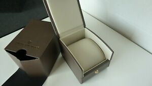 Baume & Mercier Men's Watch box and Other box New .