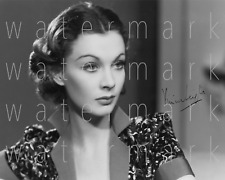 Vivien Leigh signed photo 8X10 poster picture autograph RP