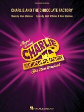 Charlie and the Chocolate Factory Sheet Music The New Musical London E 000144980