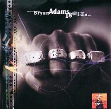 Bryan Adams 1996 18 Till I Die Perforated Promo Poster Original