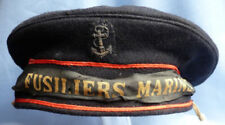 French Issued 1914-1945 WWII Militaria Hats & Helmets