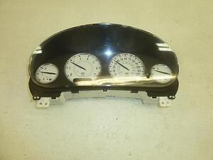 99 00 01 CHRYSLER 300M US Cluster Speedometer Tachometer IC 2350 #15696