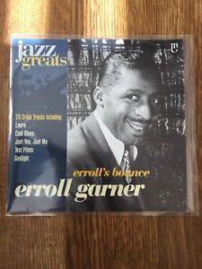 Erroll Garner. Erroll's Bounce
