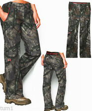 Under Armour Hunt Women's Fleece Pants Camo Mossy Oak Treestand # Small