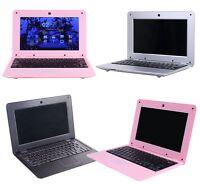 Mini 10.1 Inch Computer Netbook Notebook Laptop Wifi Camera Bluetooth HDMI