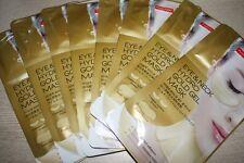8PCS,PUREDERM EYE&NECK HYDRO GOLD GEL MASK,wrinkle-care,hydration,dark circles
