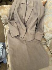 Debenhams Petite Skirt Suit Size 12 Bnwot
