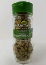 McCormick Gourmet Whole Cardamom Pods .95 Oz. All Natural