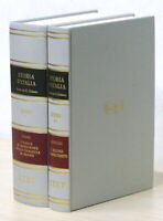G. Galasso Storia d'Italia Vol. XVIII - Tomo I e II - Italia di Napoleone - 1991