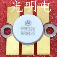 1X MRF326 NPN SILICON RF POWER TRANSISTOR mrf326