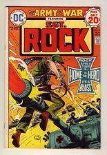 Our Army at War #274 - Nov. 1974 DC - Sgt. Rock - George Evans art - VG/Fn (5.0)