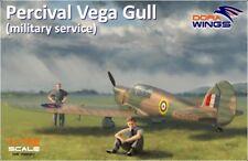 Percival Vega Gull (military service) << Dora Wings #72004, 1:72 scale