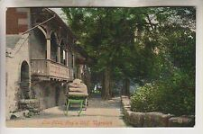 1908 POSTCARD - THE MILL - GUY'S CLIFF - WARWICK ENGLAND