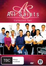 PREORDER: ALL SAINTS - COLLECTION 2 - SEASON 4 , 5 & 6  -   DVD - UK Compatible