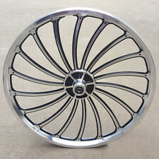 Bike Bicycle Front or Rear Wheel 20X 1.75/2.125/2.5'' Scooter eBike Chopper Cool