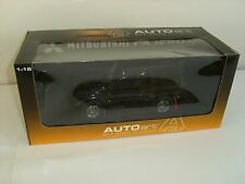 AUTOart 1/18 Mitsubishi Pajero Evolution in black, RARE