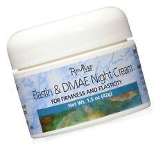 Reviva Labs Night Cream, Elastin & DMAE, 1.5 Ounce Pack of 1