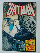 Batman #225 Neal Adams Cover Art 1970 VG