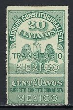 Mexico #351a Mint, F-Vf, H - Priced At 1/2 Catalog!