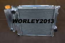 Aluminum radiator for BMW E36 316i 318i 320i 323i 325i Z3 4Cyl 6Cyl  manual