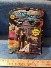 "1994 Star Trek Tng Playmates 5"" Captain Picard As Dixon Hill Figure - New"