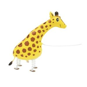 Safari Jungle Animals Happy Birthday Party Tableware, Decorations & Balloons
