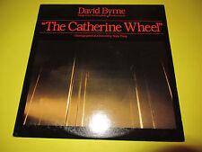THE DAVID BYRNE - THE CATHERINE WHEEL LP EX