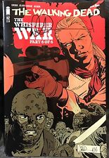 IMAGE COMICS THE WALKING DEAD #162 SIGNED BY CHARLIE ADLARD w/COA Cover A