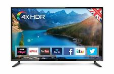 """Cello C55SFS 4K 55""""  Android 7.0 Smart 4K HDR LED TV +free 32gb Sandisk SD Card"""